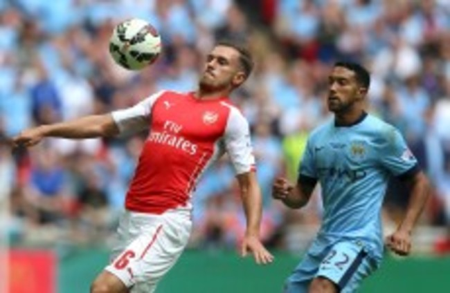 As it happened: Arsenal v Manchester City, Community Shield