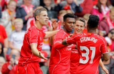 Liverpool end pre-season in style by hammering Dortmund 4-0