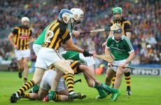 Amazing cats and professional fouls - Twitter's take on today's hurling in Croke Park