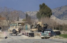 Taliban attack Nato base in Afghanistan