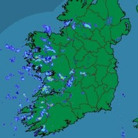 Thunderstorms and heavy showers (with a bit of sun)... it's a wet week ahead