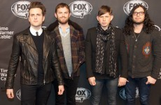 Kings of Leon drummer injured after person jumps in front of tour bus... It's The Dredge