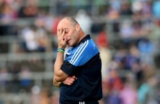 Anthony Daly - Pain of defeat easier than the shame of not performing