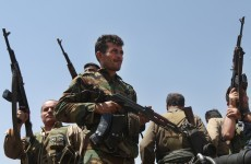 "US ""urgently"" shipping weapons to arm Iraqi Kurds against jihadists"