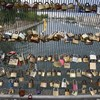 "Paris to couples: stop putting ""love locks"" on our bridges"