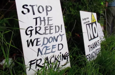 Frack off: Minister blocks test drilling in Fermanagh