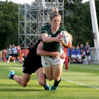 Ireland wing Miller hoping to spark back three for World Cup semi-final