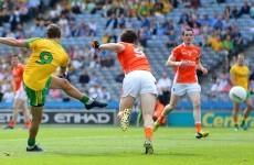 The story of Donegal and Armagh's battle in possession, shots, turnovers and kickouts