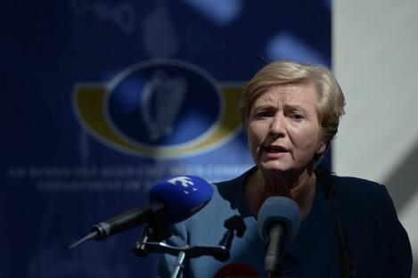 Minister Frances Fitzgerald