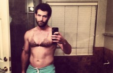 Men are shaving their chest hair into bikini tops, and it's awful