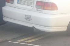 """""""Lower than your granny's nipples"""" - spotted in Chapelizod"""