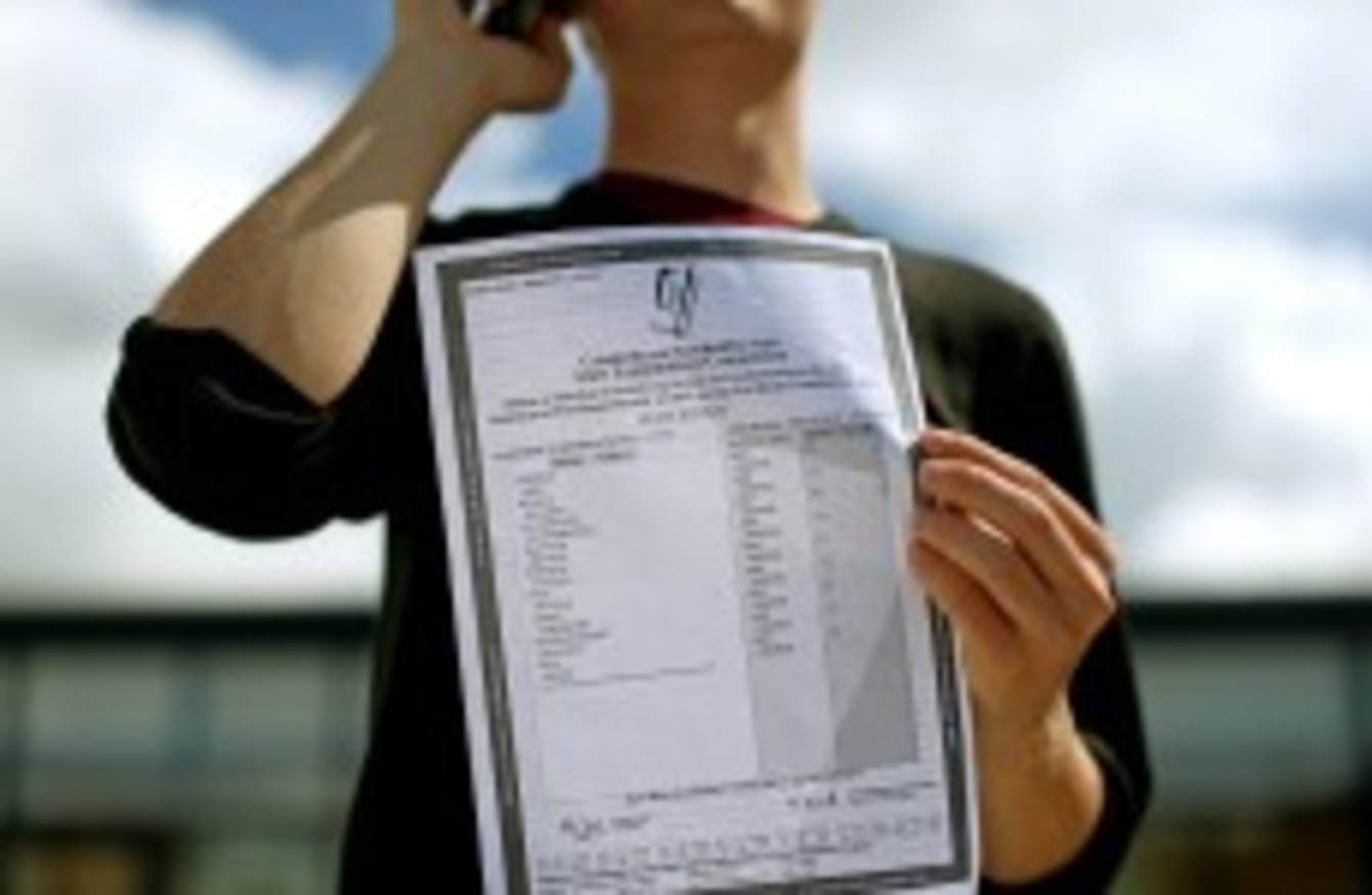 In Numbers The Leaving Certificate Results Thejournal