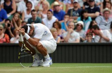 Not so sweet! Imperious Nadal beats minnow as Murray overcomes battling Kamke