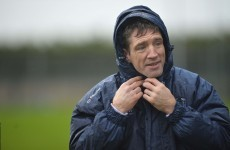 Kieran McGeeney won't be with Tipp on Sunday but he's still helped them in 2014