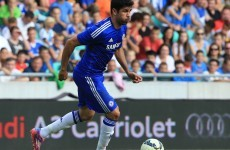 Diego Costa says sorry to Chelsea fans for knocking them out of Europe last year
