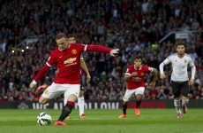 Rooney named United captain by Van Gaal
