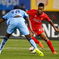 Rodgers: Sterling form mirroring Messi