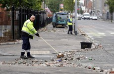 Rory McIlroy 'saddened' by renewed violence in Belfast