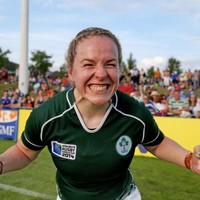Ireland's Niamh Briggs nominated for IRB World Player of the Year