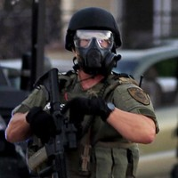 Police in the US are being armed to the teeth — and it's terrifying