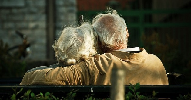 Who are the longest-married couple in Ireland?