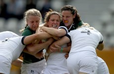 As it happened: Ireland v England, Women's Rugby World Cup semi-final