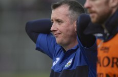 Waterford are on the lookout for a new senior football manager as Carew departs