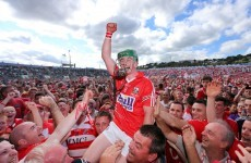 Never played minor and hurled one year U21 but now Daniel Kearney's a Cork senior