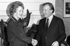 "Thatcher told that Haughey may have been ""Ireland's answer to JR"""
