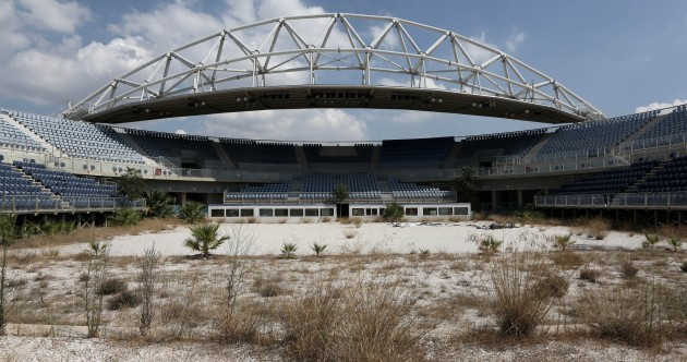 Here's what these Athens Olympics stadiums look like, 10 years later