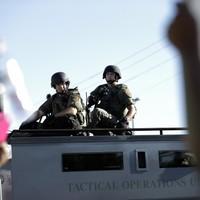 Ferguson teen shooting: Journalists arrested in McDonald's