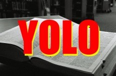 'YOLO' and 'amazeballs' have been added to the Oxford Dictionaries