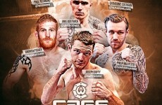 Cage Warriors 70; another round of Celtic combat