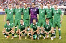Ireland rise four places in latest FIFA rankings