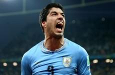 Luis Suarez biting ban appeal rejected