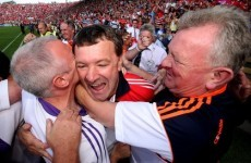 JBM: Revenge not a driving factor for Cork this year