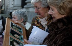 Stardust campaigners met with Frances Fitzgerald but weren't happy with the outcome