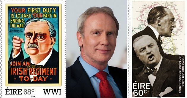 Labour TD sparks another row over Home Rule and WWI - this time it's about stamps