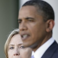 Clinton and Obama had beef this week, but they 'hugged it out'. Here's why Hillary started it: