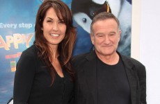 Robin Williams had Parkinson's disease, says his wife