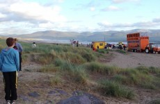 Two women die after getting into difficulty on Kerry beach