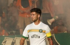 Mulgrew: Celtic must not be embarrassed about second chance