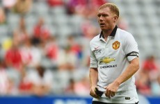 Scholes: Man Utd have no chance of winning the title this year