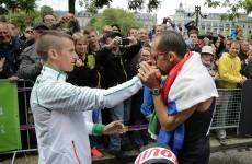 Rob Heffernan withdraws after 40km of European Championship race