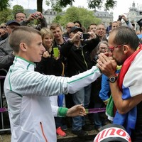 Rob Heffernan withdraws after 40km of European Championship race