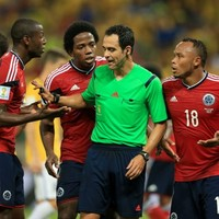 A Colombian lawyer is suing FIFA for €1billion over refereeing decisions