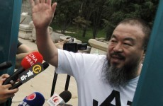 Freed Ai Weiwei silenced and still followed by Chinese authorities