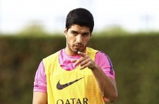 """I'm paying for a mistake I made"" - Luis Suarez"