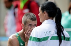 'Sixth didn't appeal to me, I wanted to win': Rob Heffernan speaks after his mid-race withdrawal
