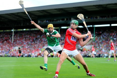 Aidan Walsh has been an important player for Cork this year.